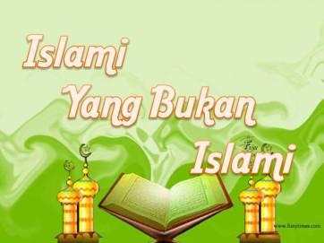islami-tidak-islami